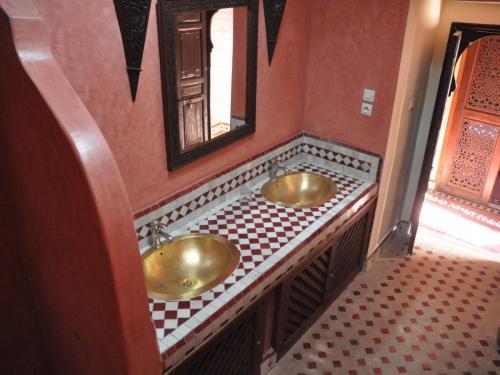 Riad-Dar-Sultana Chambre 14